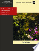Prefaces and Prologues to Famous Books (Volume 1 of 2 ) (EasyRead Super Large 18pt Edition)
