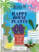 RHS Little Book of Happy Houseplants