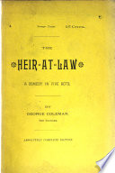 The Heir at Law
