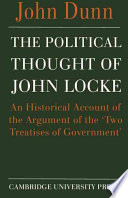 The Political Thought Of John Locke