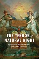 The Terror of Natural Right Pdf/ePub eBook