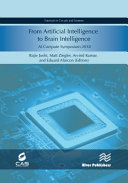 From Artificial Intelligence to Brain Intelligence Book