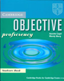 Objective Proficiency Student's Book