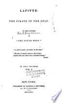 Lafitte: the Pirate of the Gulf