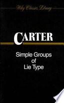 Simple Groups of Lie Type