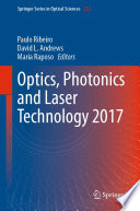 Optics Photonics And Laser Technology 2017 Book PDF
