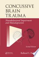 Concussive Brain Trauma Book