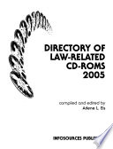 Directory of Law-related CD-ROMs
