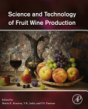 Science and Technology of Fruit Wine Production