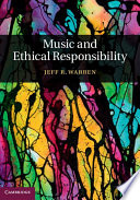 Music And Ethical Responsibility Book PDF