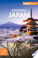 Fodor S Essential Japan