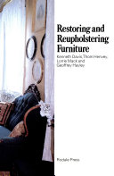 Restoring and Reupholstering Furniture