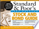 Standard and Poor's Stock and Bond Guide, 2003 Edition