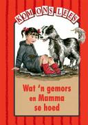 Books - Kom Ons Lees Rooi Vlak: Wat n gemors en Mamma se hoed | ISBN 9780333589694