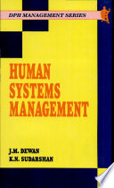 Human Systems Management