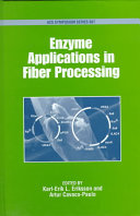 Enzyme Applications in Fiber Processing