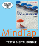 The Basics of Social Research   Mindtap Sociology  1 Term 6 Month Printed Access Card