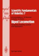 Biped Locomotion Pdf/ePub eBook