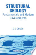 Structural Geology  Fundamentals and Modern Developments Book