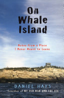 On Whale Island Book