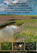 The Saltmarsh Creation Handbook