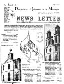 The Society of Descendants of Johannes de la Montagne News Letter