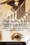 Thoughts of a Proud American Book PDF