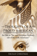 Thoughts of a Proud American