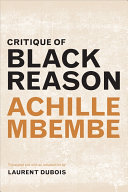 Critique of Black Reason Pdf/ePub eBook