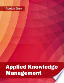 Applied Knowledge Management