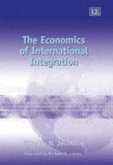 The Economics of International Integration Book