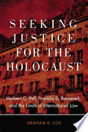 Seeking Justice For The Holocaust