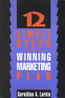12 Simple Steps to a Winning Marketing Plan