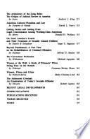 Criminal justice review