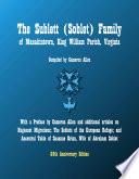 The Sublett Soblet Family Of Manakintown King William Parish Virginia