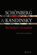 Schonberg and Kandinsky