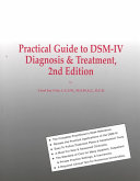 Practical Guide to DSM IV Diagnosis   Treatment