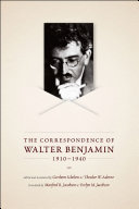 Pdf The Correspondence of Walter Benjamin, 1910-1940