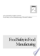 Food Safety in Food Manufacturing vol 2 Book