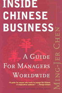 Pdf Inside Chinese Business