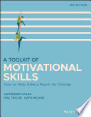 A Toolkit of Motivational Skills Book