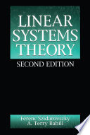 Linear Systems Theory, Second Edition