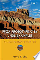 FPGA Prototyping by VHDL Examples Book
