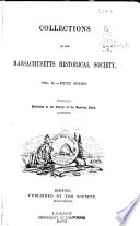 Collections of the Massachusetts Historical Society Book PDF