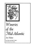 Wineries of the Mid Atlantic
