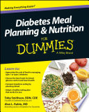 """Diabetes Meal Planning and Nutrition For Dummies"" by Toby Smithson, Alan L. Rubin"