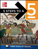 5 Steps to a 5 AP European History  2014 2015 Edition