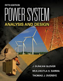 Power System Analysis and Design Pdf/ePub eBook