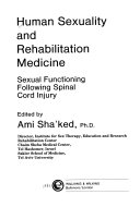 Human Sexuality and Rehabilitation Medicine Book PDF