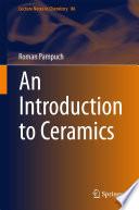 An Introduction To Ceramics Book PDF